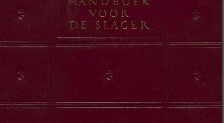 Handboek voor de slager