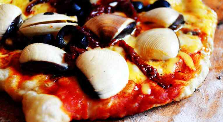Pizza vis