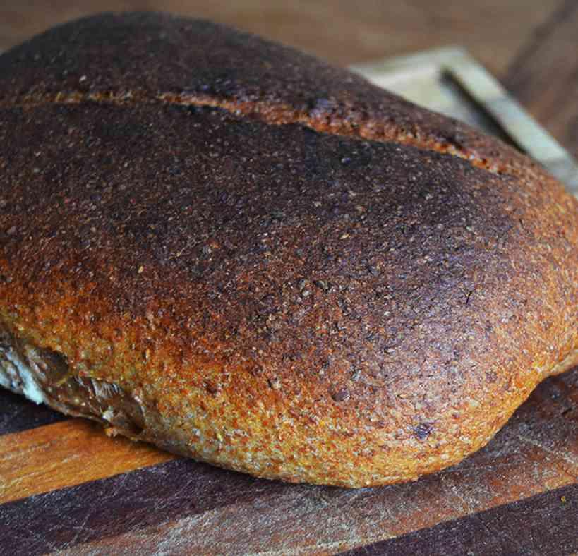 Zelf volkoren brood bakken