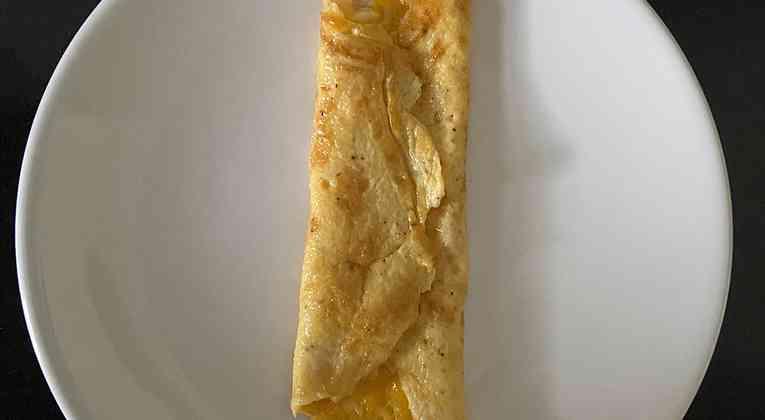 Kaas omelet